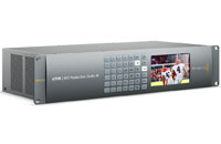 BLACKMAGIC, ATEM 2 M/E, SWITCHER DE PRODUCCION 4K, HDMI, HD/SD-SDI