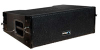WING BOCINA ACTIVA / LINE ARRAY, 250W. RMS