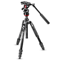 MANFROTTO, MVKBFRT-LIVE BEEFREE LIVE P/VIDEO 150CM, HASTA 4 KG