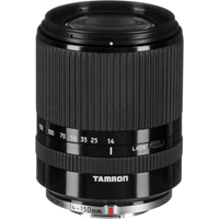 TAMRON, AF14-150mm F/3.5-5.8 DiIII For Micro Four Thirds - BLACK